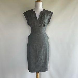 Ted Baker Empire Waist Shift Dress - sz 2